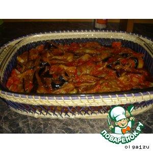 Готовим домашний рецепт приготовления с фотографиями Овощное рагу