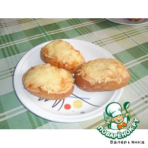 Горячие бутерброды простой рецепт приготовления с фото как приготовить