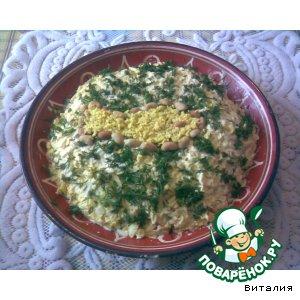 Рецепт Салатик  из тунца