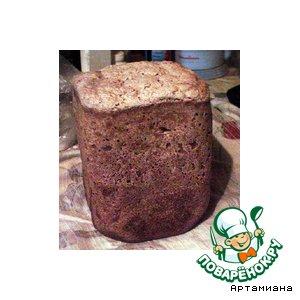 Рецепт Хлеб ржаной на закваске