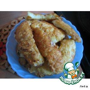Рецепт Биточки из кальмаров