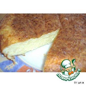 Рецепт Пирог с луком и сыром