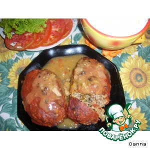 Ленивые голубцы вкусный рецепт приготовления с фотографиями пошагово как приготовить