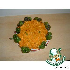 Рецепт Болгарский перец по-румынски