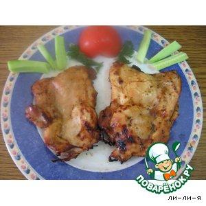 """Рецепт """"Цыпленок"""" жареный"""