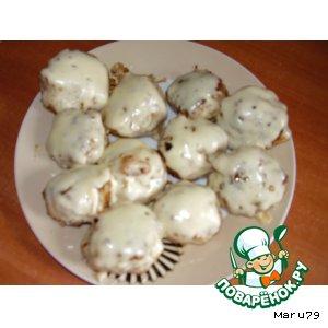 Снежные шарики простой рецепт приготовления с фото пошагово как готовить