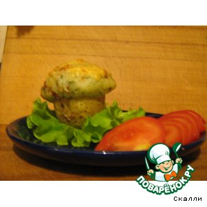 Рецепт Картофельные боровички