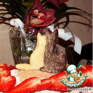 Шоколадные кошечки вкусный пошаговый рецепт приготовления с фотографиями как приготовить