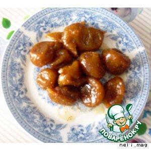 Рецепт Варенье из инжира