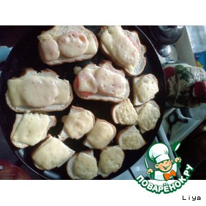 Гренки рецепт приготовления с фотографиями пошагово как готовить