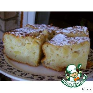 Как приготовить вкусный рецепт с фотографиями Пирог с яблоками