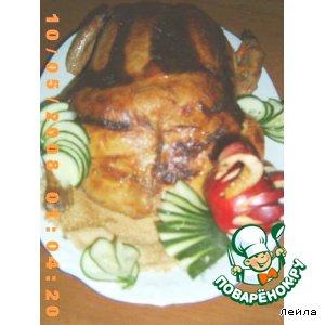 Рецепт Блинчики в курице