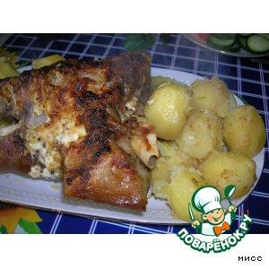 рулька свиная рецепт германия