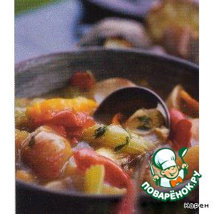 Гуляш в кубинском стиле домашний рецепт с фото пошагово как приготовить