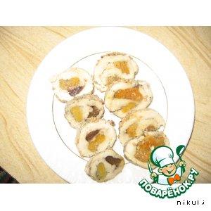 Готовим вкусный рецепт с фотографиями Куриные рулетики в горчичных зернах