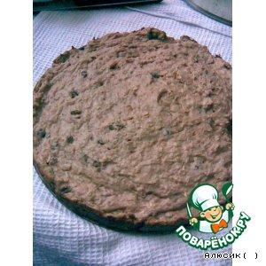Рецепт Творожно-геркулесовый пирог