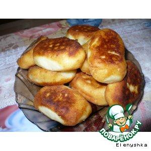 Рецепт Украинские лэжни или ... зразы с капустой