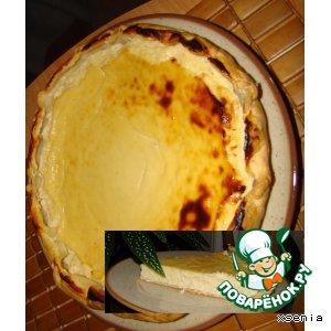 Рецепт Яблочная ватрушка