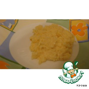 Рецепт Соус сырно-чесночный