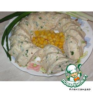 Рецепт Суфле из куриного мяса