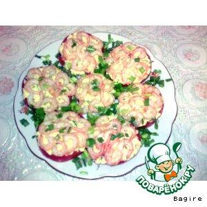 Рецепт Закуска к торжеству