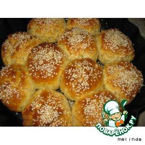 Сырные булочки рецепт приготовления с фотографиями пошагово