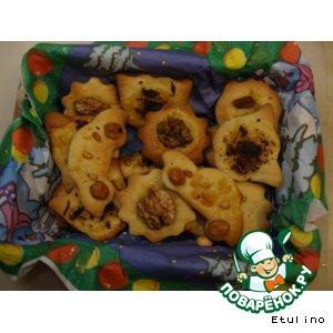 Рецепт Фигурное печенье