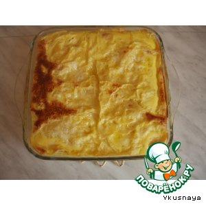 Рецепт Банница из лаваша