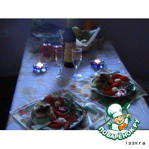 Рецепт Романтик