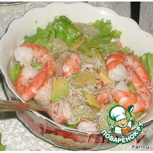 салат морской прибой рецепт