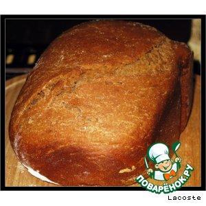 """Рецепт Хлеб """"Памперникель"""""""