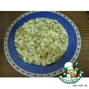 Рецепт Яйца рубленые