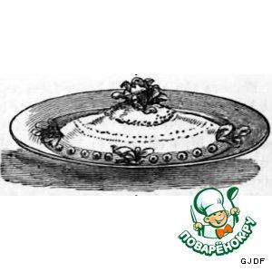 Рецепт Куриный салат по Карему