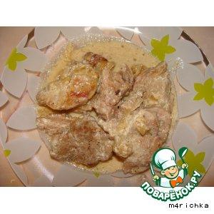 Рецепт Белое мяско
