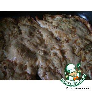 Рецепт Куриные грудки в сырном соусе