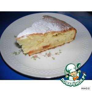 """Рецепт Кекс """"Мой мармеладный"""""""