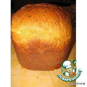 Рецепт Итальянский хлеб с травами и томатной пастой