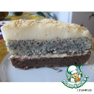 Рецепт Сметанник маковый(пирог)