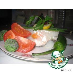 Рецепт Заливное-холодец из сазана