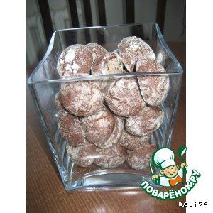 Шоколадное печенье домашний пошаговый рецепт приготовления с фотографиями как приготовить