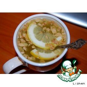 Рецепт Имбирный напиток