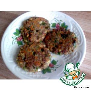 Мини-котлетки домашний рецепт приготовления с фото как готовить