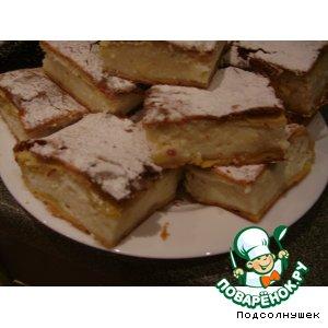 Рецепт Венгерский пирог