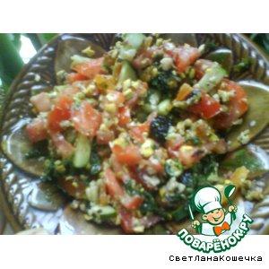 Рецепт Постный салатик