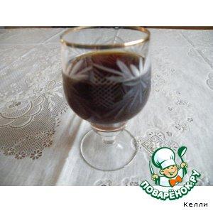 Рецепт Кофейный ликер