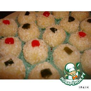 Рецепт Кокосики-2
