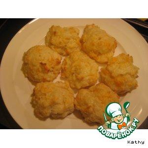 Рецепт Булочки с Сыром и Чесноком Быстрого Приготовления