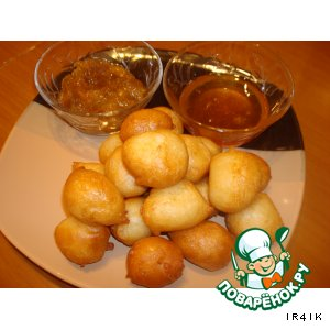Рецепт Греческие пончики