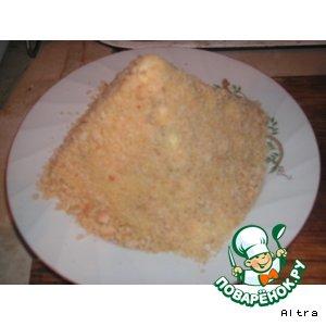 Рецепт Пирамида Хеопса