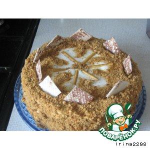 Торт кутузов кулинарный рецепт
